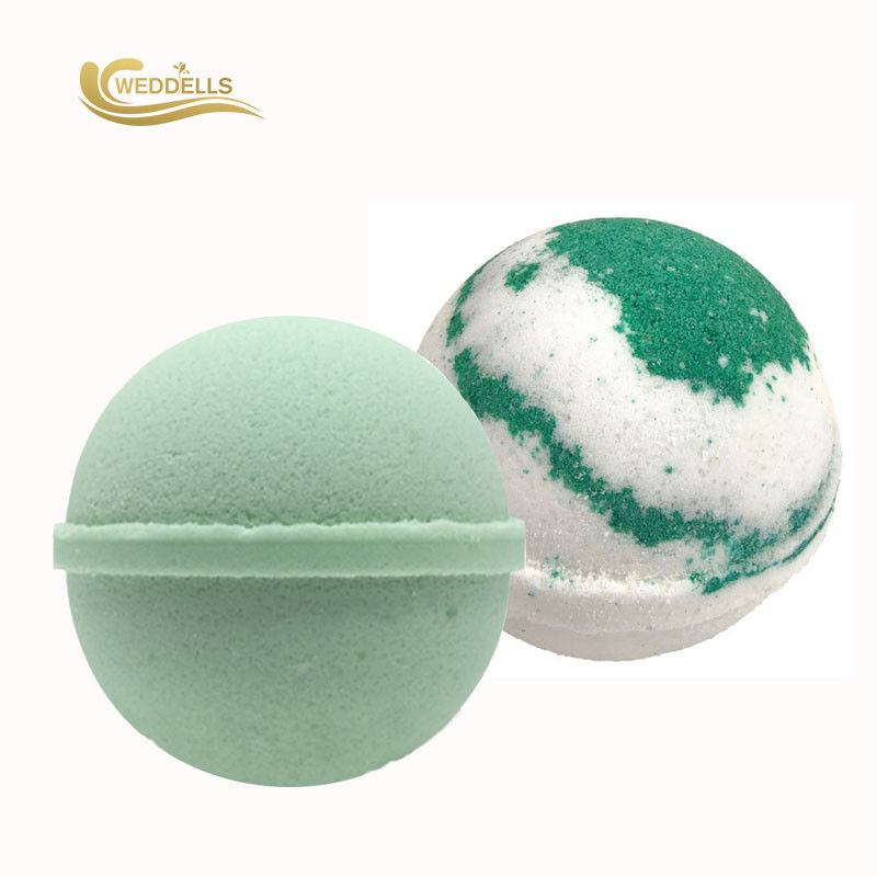 Relieve Cruelty Free CBD Bath Bomb With Natural Full Spectrum CBD OEM/ODM Available